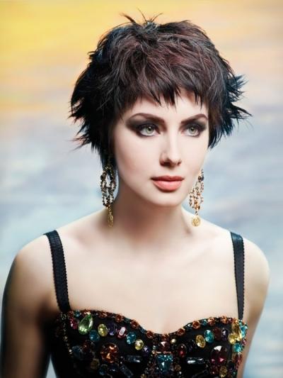Peinados a la moda cortes de pelo corto 2013 2014 - Melenas muy cortas ...