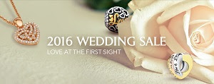 Special wedding sale at Glamulet