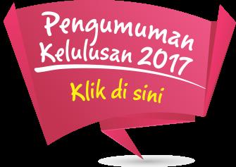 Pengumuman Kelulusan 2017