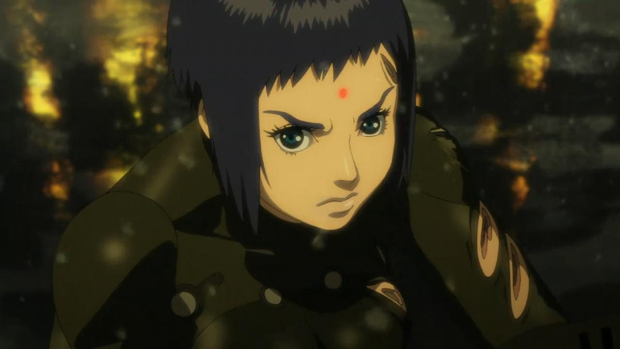 Ghost in the Shell: Arise Episode 1 Subtitle Indonesia