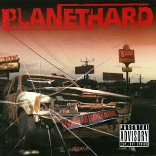 PlanetHard - Crashed On Planet Hard (2006)