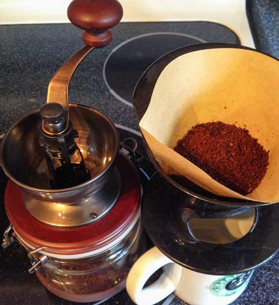 Coffee How To: Pour Over Coffee Brewing
