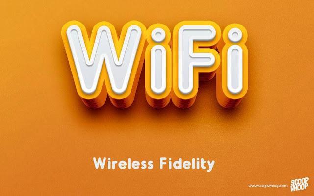 WIFI-WIRELESS-FIDELITY