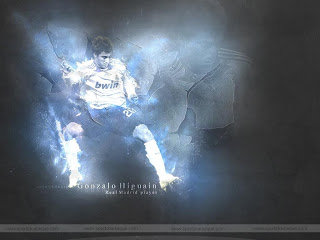 Gonzalo Higuain Wallpaper 2011 9