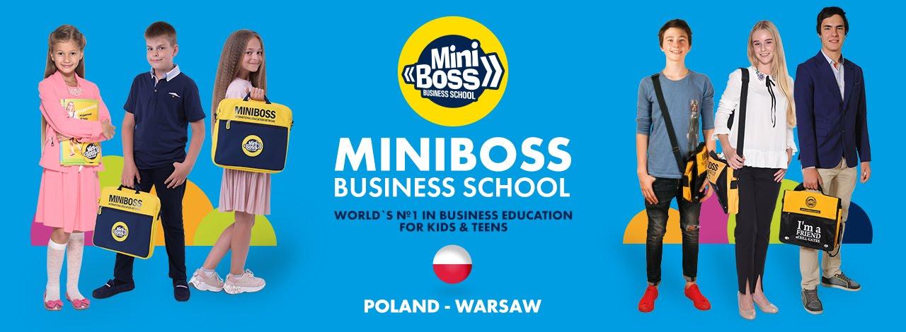 MINIBOSS BUSINESS SCHOOL (WARSAW)