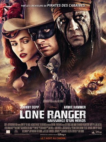 Lone Ranger Streaming French Dvdrip