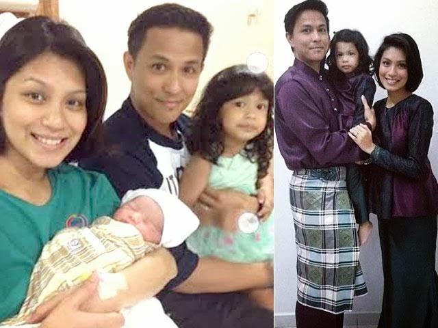 Nana Mahzan Selamat Bersalin Anak Kedua, Aaqib Raqeem Brian