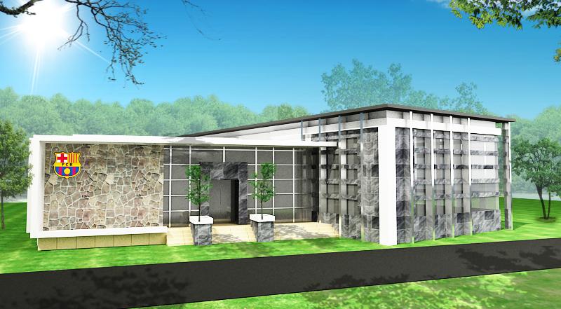 TFQ Architects Komplek Stadion