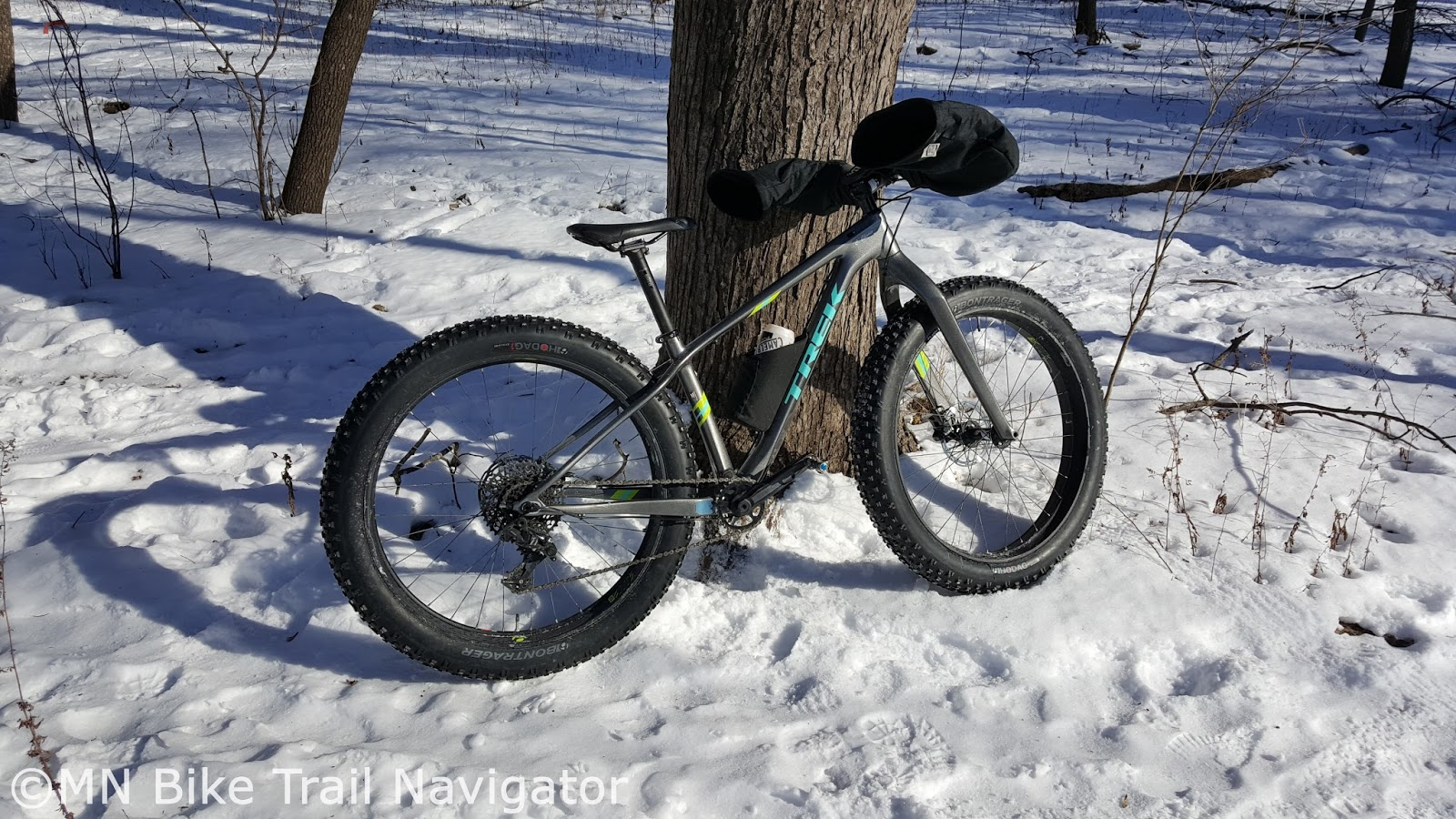 Mn Bike Trail Navigator My Favorite Winter Fatbike Gear
