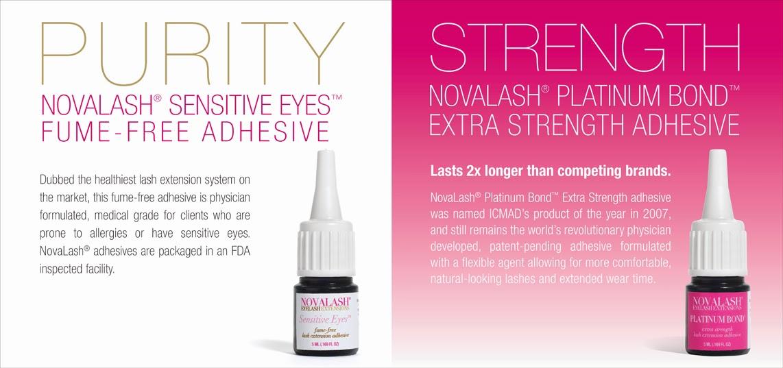 Novalash Eyelash Extension Glue 54