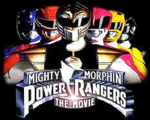 Power ranger the movie download
