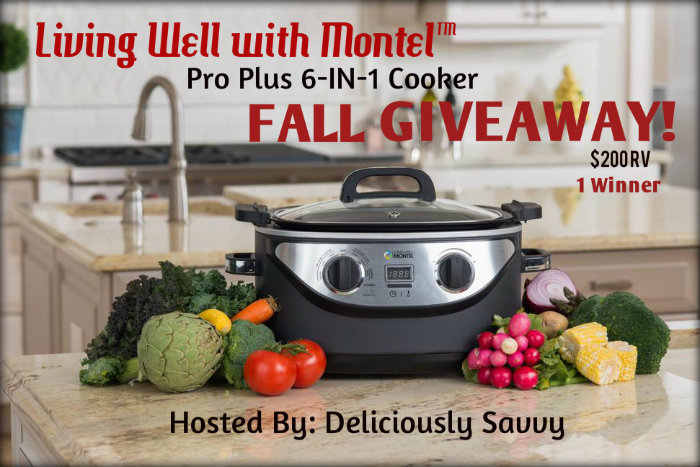 Living Well With Montel Fall Giveaway