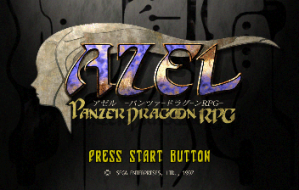 Azel Panzer Dragon RPG