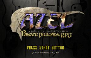 Azel Panzer Dragon RPG