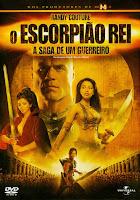 O Escorpião Rei 2 – A Saga de Um Guerreiro Dublado