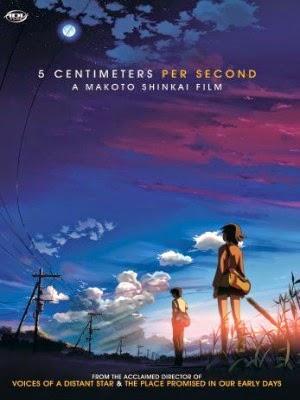 Phim Hoạt Hình 5cm Trên Giây - 5 Centimeters Per Second - 2007