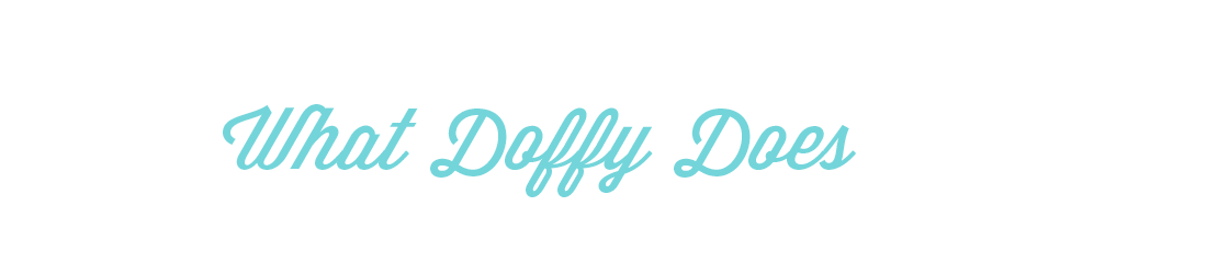 What Doffy Does | A Style Blog