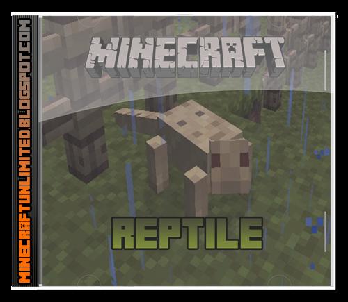 Reptile Mod carátula