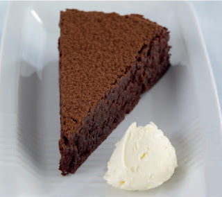 Prune Chocolate Dessert Cake Recipe