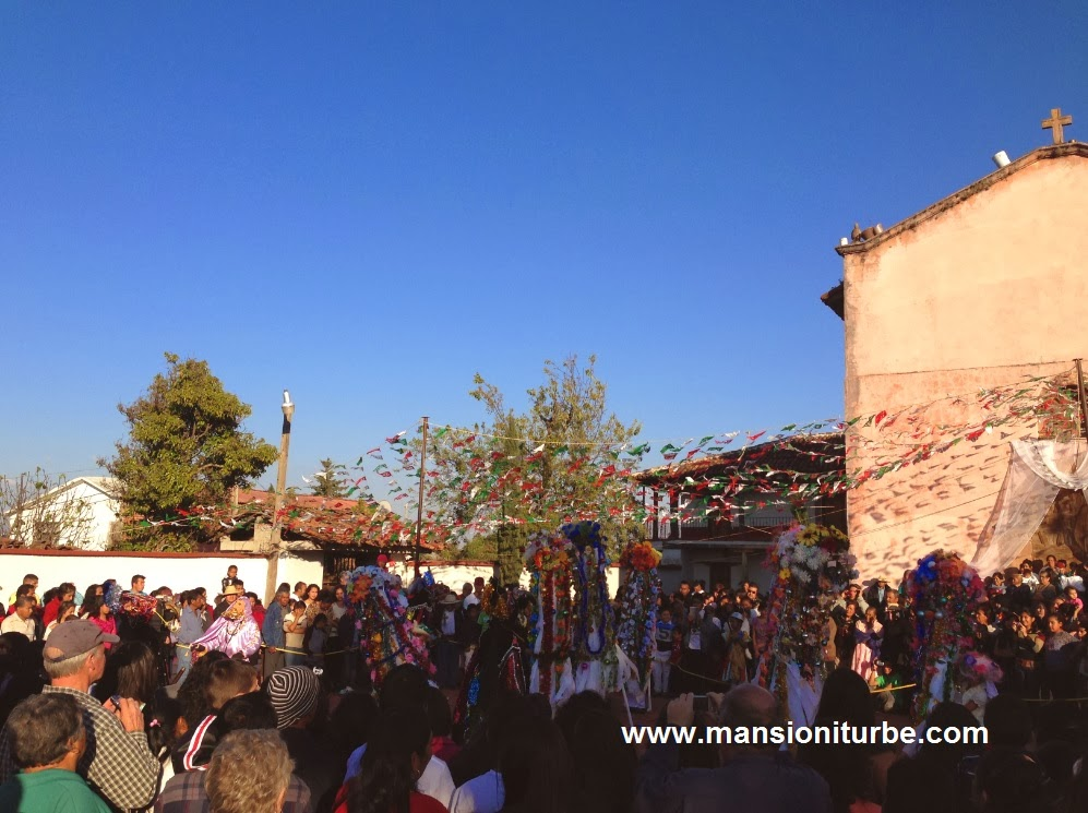 Mexican Traditions that you can enjoy in Tocuaro on February 2nd