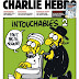 The Charlie Hebdo caricature of Mohammed