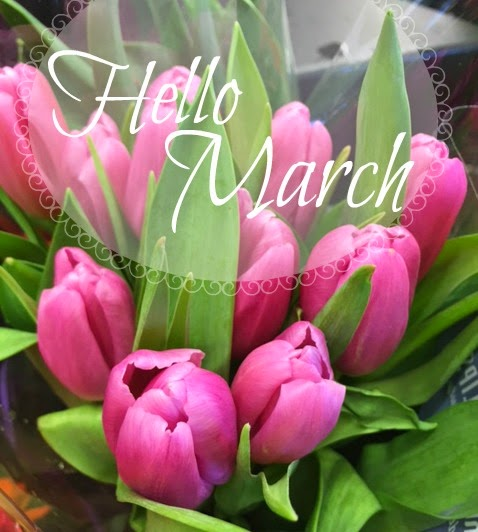 So, Hello March! Iu0027m Happy You Are Finally Here!