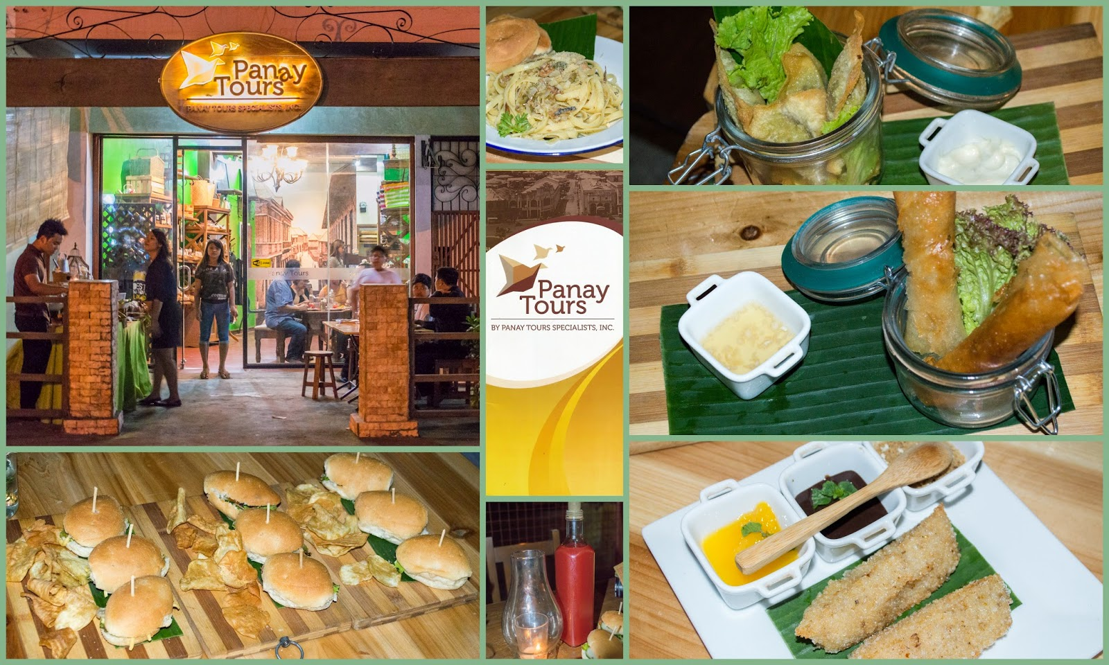 Cafe Panay by Panay Tours Specialist Inc. Iloilo