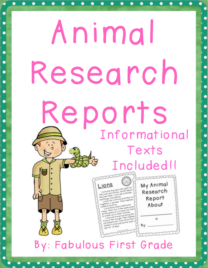 animal research paper for first grade Cheetah is the type of wild cat, best known as the fastest animal on the planet cheetah lives in the grasslands, savannas and semi-arid.
