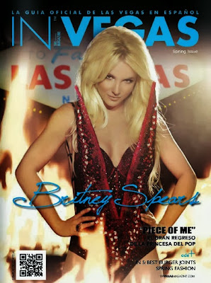 Britney Spears HQ Pictures In Vegas Magazine Photoshoot April 2014
