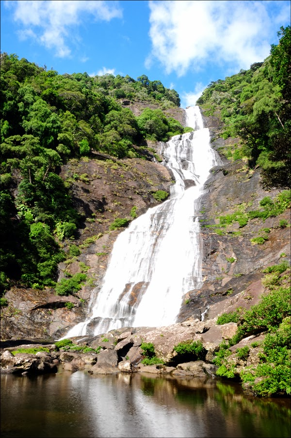 nouvelle calédonie, photo de voyage, calédonie, cascade de Tao