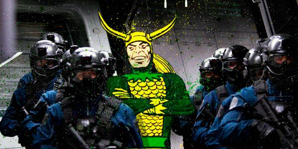 superhero comic and movie mashup iron man