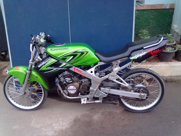 Top modifikasi ninja ss 2012