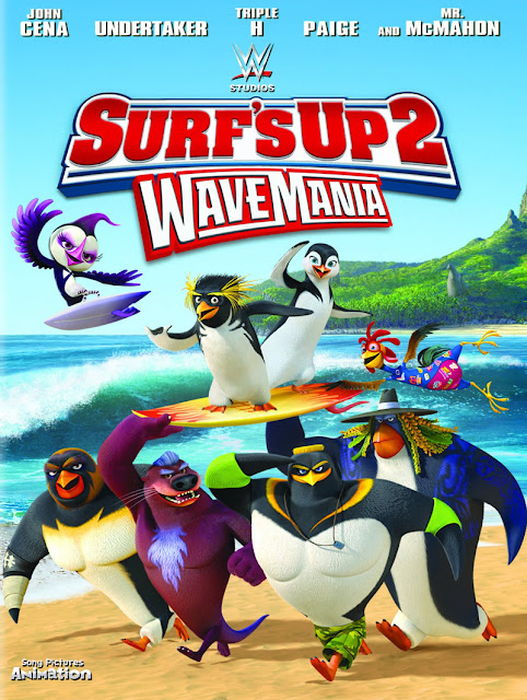 Surf's Up 2: WaveMania (2017) ταινιες online seires xrysoi greek subs