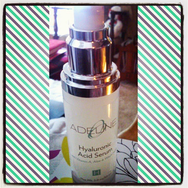 Adeline Hyaluronic Acid Serum Review