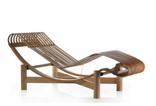 Tokyo chaise longue by charlotte perriand allthingabout - Chaise longue charlotte perriand ...