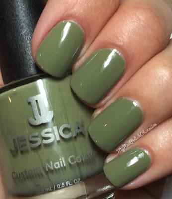 Jessica Cosmetics La Vie Boheme; Boho Chic
