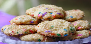 Cream Cheese Cake Mix Cookies  from Best of Long Island and Central Florida