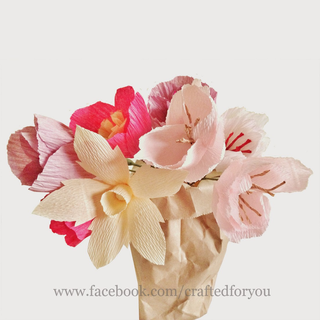 Forty Weeks Craftsdiy Paper Flowers Workshop With Gourdos