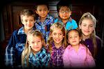 Les enfants Godfrey / janv. 2012