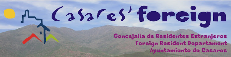 Casares´ Foreign Residents