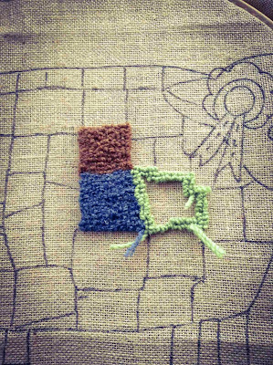 Hooked By Design Yarndale Sheep Kit