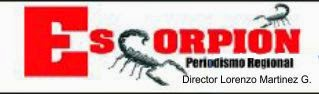 Escorpión De Agua Prieta