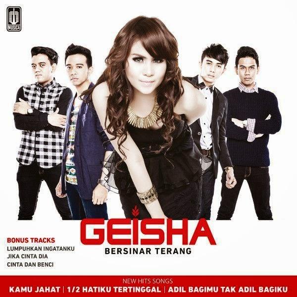 Download Lagu Geisha Album Bersinar Terang 2014 [Full Album]
