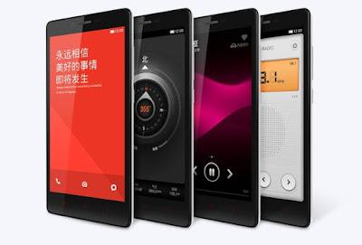 Harga Xiaomi Note 4G