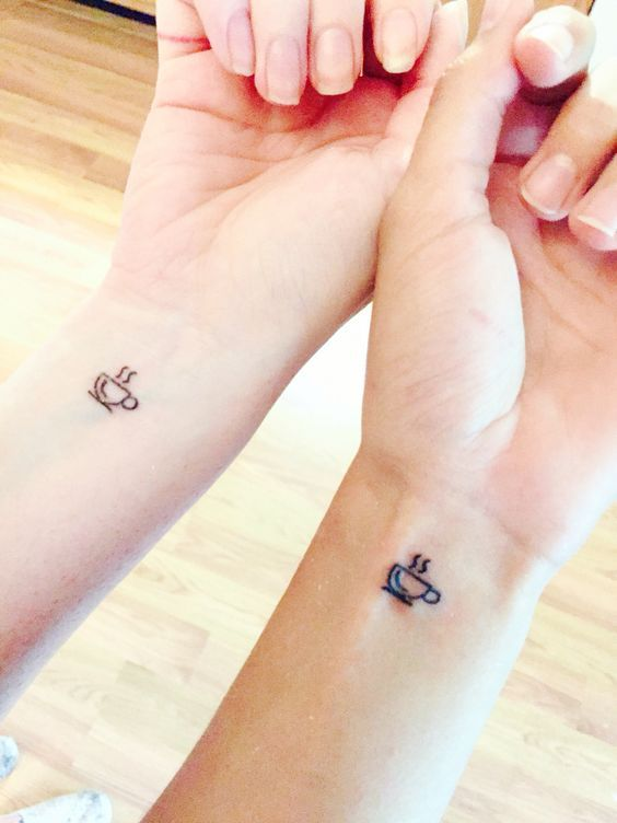 tatuajes de café
