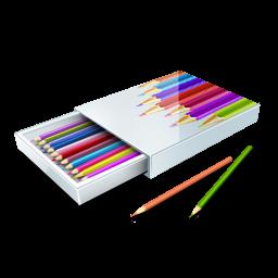 Renders Design Pencils