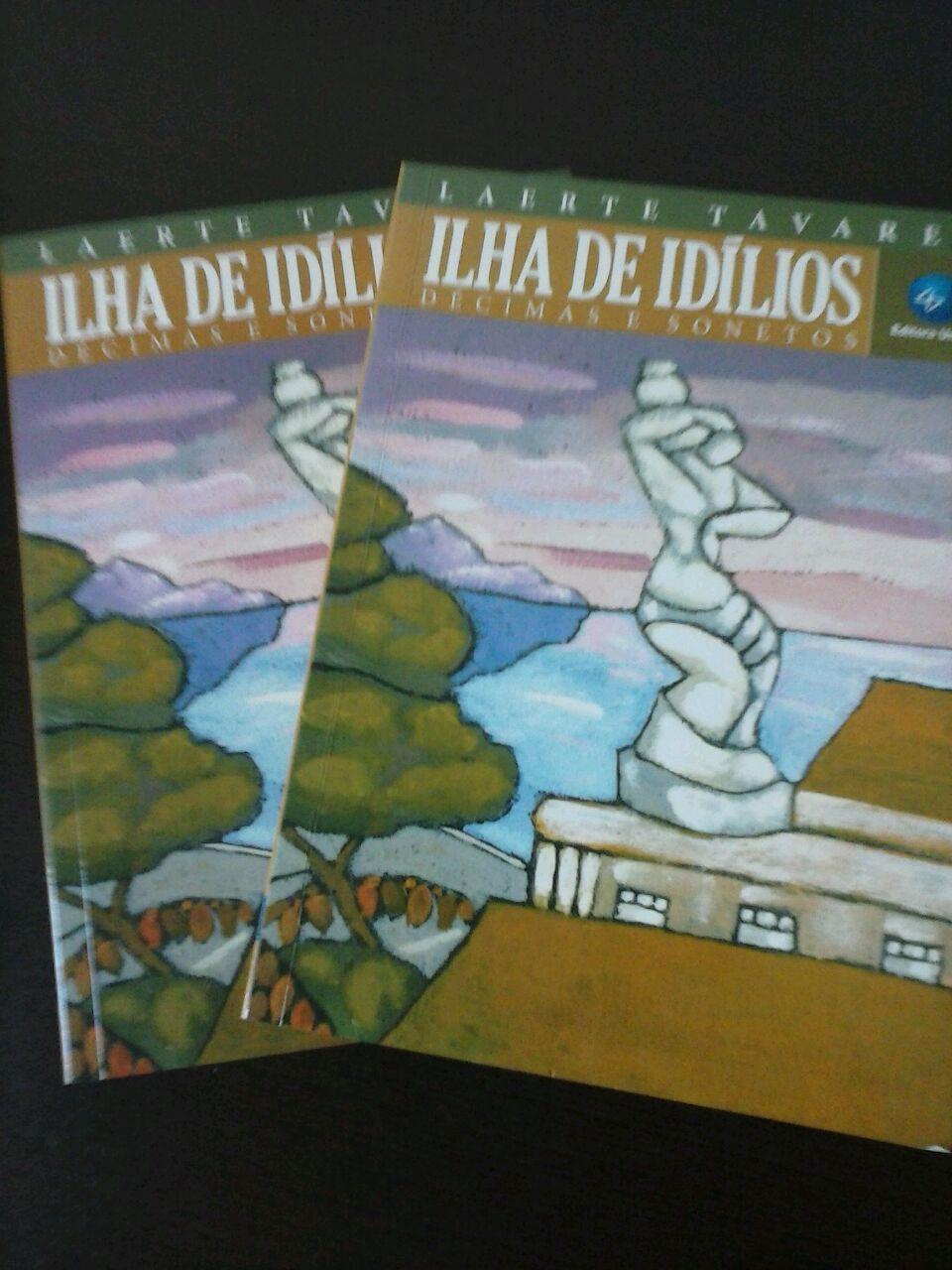 Ilha de Idílios - publicado pela Ed: UNISUL \ Universidade Catarinense