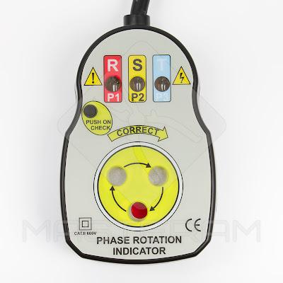 Индикатор чередования фаз Pro'sKit 8PK-ST850