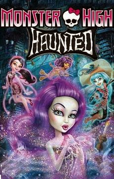Monster High: Fantasmagoricas – DVDRIP LATINO