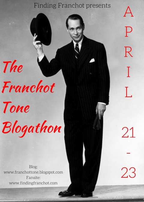 The Franchot Tone Blogathon